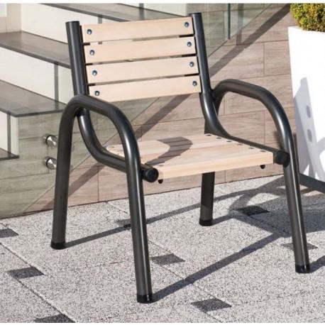 Zahradní židle Heater