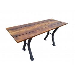 Zahradní stůl - parkový stůl