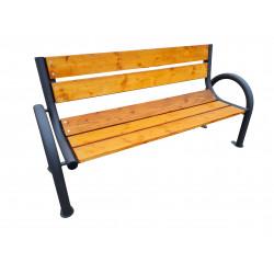 Zahradní lavička 3